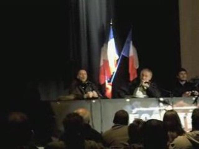 Alain Soral Université ER 2008 teaser