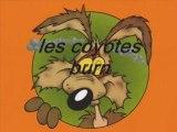 les coyotes burn au bol d'or 2008 moto stunt rupteur burn