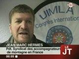Chambéry / UIMLA : Congrès des Accompagnateurs de montagne