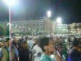 Lybie 2 - Mariage sur la place verte de Tripoli