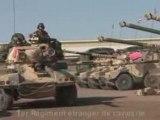 1er Régiment Etranger de Cavalerie, combats au Tchad