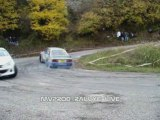rally criterium cevennes 08 51eme BMW drift 206 rcc