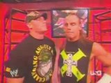 John cena and shawn michaels funny interview lol!!!!!!