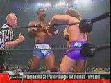 Shelton Benjamin vs Carlito vs Johnny Nitro (Triple threat)