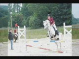 Kiss, poney champion (l)