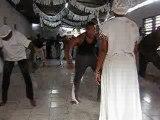 Demonstration de Salsa pendant nos stages à La Havane (Cuba)