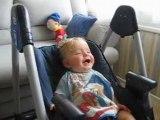 Rire aux éclats!