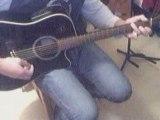 2eme partie pour apprendre Greensleeves a la guitare