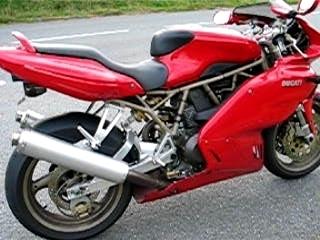 Ducati 900 SSie
