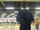 matthieu au bowling