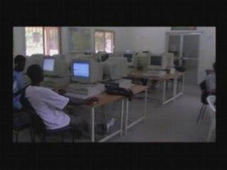 Salle humtec pour les élèves du lycée Djignabo / Ziguinchor