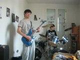 duo guitare batterie