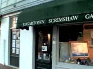 Edgartown, Massachusetts on the island of Martha's Vineyard