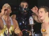 AAA - Jack Evans & Teddy Hart vs. Alan Stone & Chris Stone