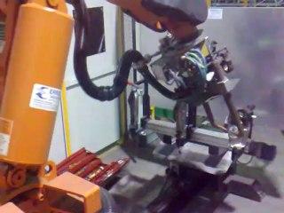 Erregi2 robot puntatura saldatura a punti