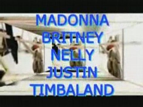 Madonna-Britney-Nelly-Justin-Timbaland