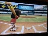 Base Ball wii sport