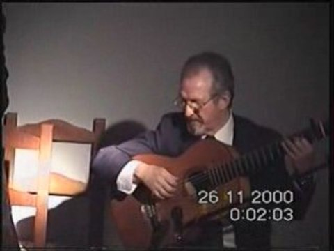 Paco de Antequera en Cartaojal (Vídeo inédito)
