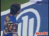 FC BARCELONE - BENIDORM  RESUME DU MATCH COUPE D'ESPAGNE