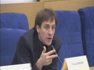 Arnaud Mercier  « L'espace public/Communication politique »