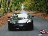 Essai Aston Martin V8 Vantage par Sport-Prestige