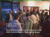 Témoignages de parlementaires  & de journalistes belges (3TAMIS télévision)