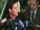 "Valls: les ""efforts"" du camp Royal pour rassembler"