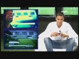 Marouane Chamakh VS Fred Piquionne au fifa 09 sur playstation