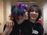Miyavi Kiss Kai (The GazettE)