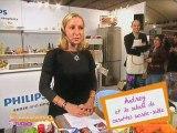 Recette facile: Audrey et la salade de carottes sucrée-salée