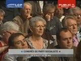 Discours de Ségolène Royal au Congrès de Reims du PS