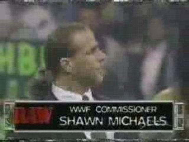 HBK Puts Triple H In His Place