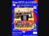 Sambo Combat 8.11.08 8ème Open de Sambo