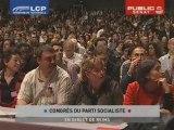 vincent peillon - congrès de Reims