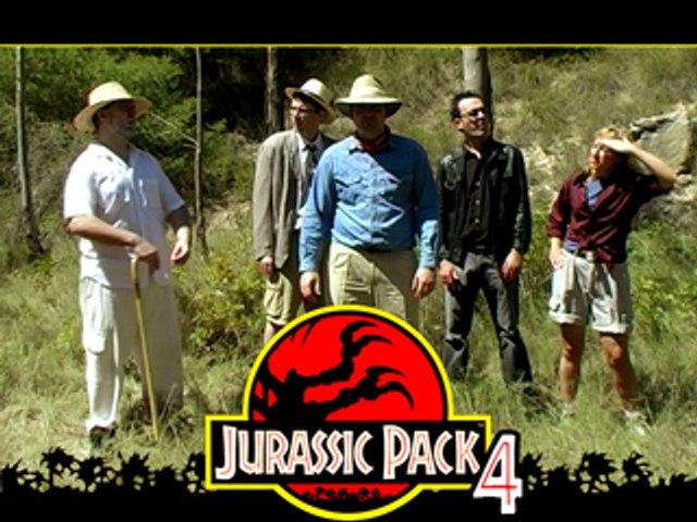 JURASSIC PACK IV