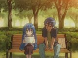 amv lucky star perfect star