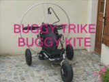 Buggy trike buggy kite