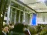 REUNION XAVIER DARCOS - LYCÉENS EN COLERE (15/11/08)