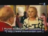 9) Interview de Muriel Robin pour la sortie du film , elle faisait la Promo !