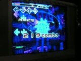 [DDR] Dance Dance Revolution combo attack - act.1