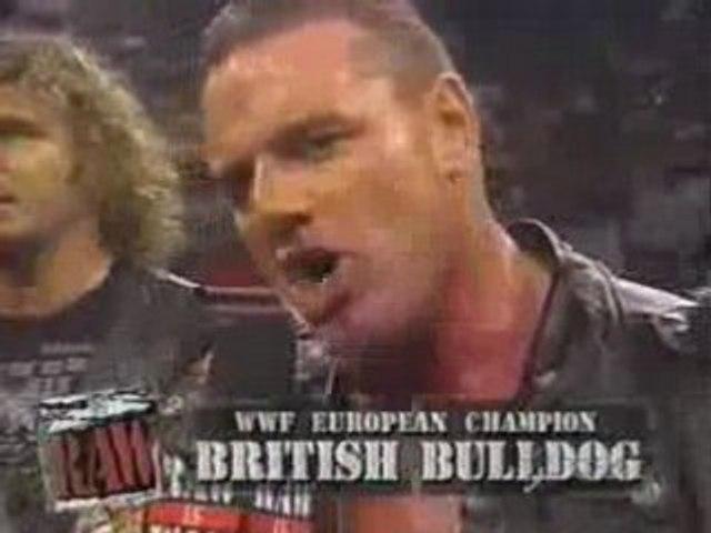 Hart Foundation, Austin, Sid & Shawn Michaels Segment
