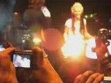 CONCERT DU 10/10/2008 AU BATACLAN : VIDEOS
