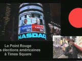 LE POINT ROUGE #18 A TIME SQUARE, NEW YORK