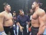 Jerome Le Banner vs Hiromi Amada - 04/12/2004