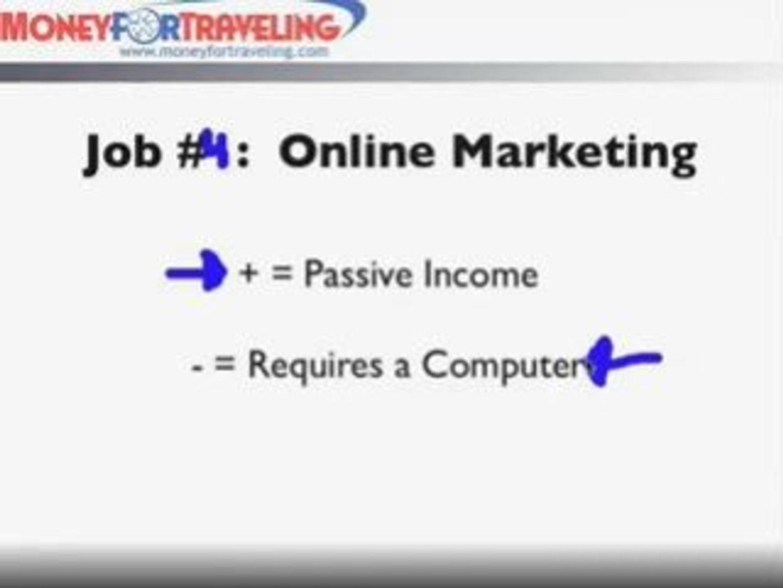 Travel Jobs: 7 Travel Jobs That Travel The Work