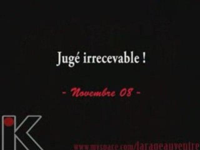 Jugé irrecevable : Le procès en appel de Gaël est annulé