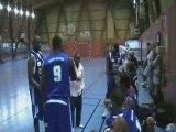 Basket Honneur Régional 08/09 : Bussy @ Livry Gargan