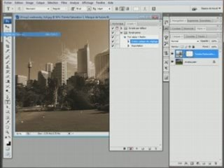 Scripts Photoshop tutoriel Gratuit