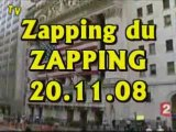 Zapping du Zapping (20.11.08)