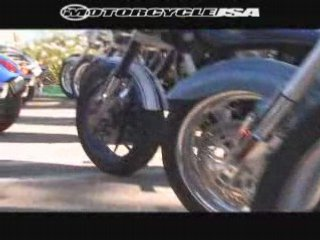 2009 Victory Motorcycles First Ride
